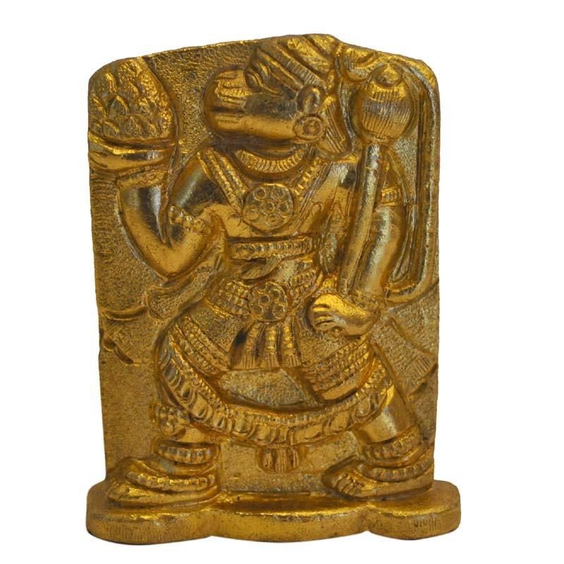 Bajarang Bali Hanuman Brass Statue