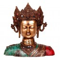 Thai Buddha brass statue for home decor
