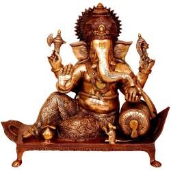 Ganesha Relaxing