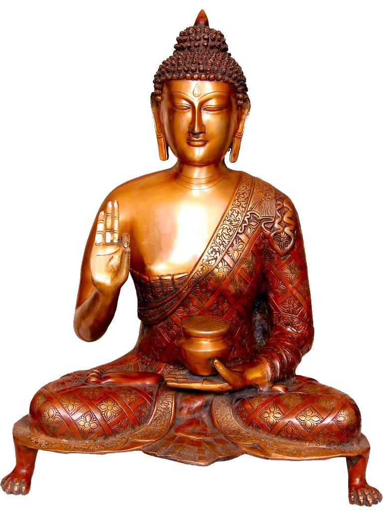 Blessing Buddha