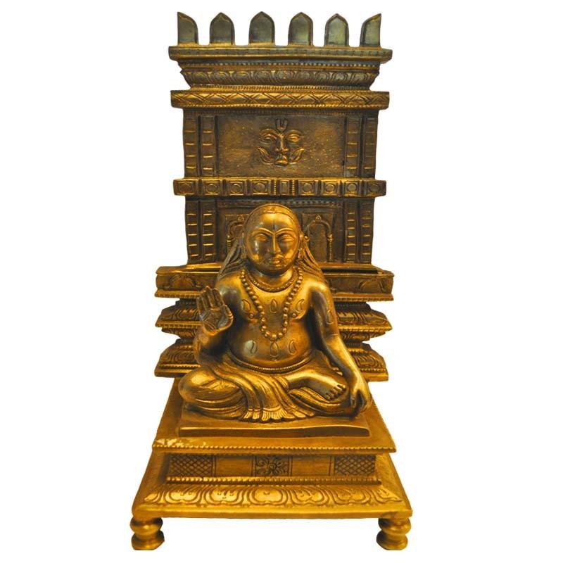 Guru Raghavendra Swamy Brindhavana