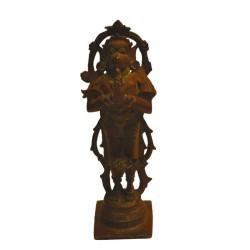 Antique Finish Copper Hanuman