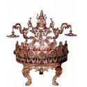 Designed Urli with Maa Lakshmi