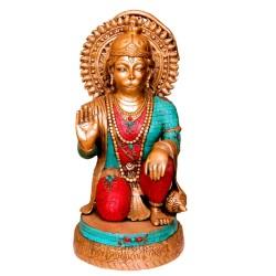 Coral Hanuman Blessing