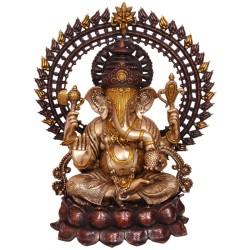 Blessing Ganapathi