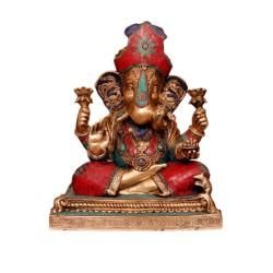 Multi color Ganesha