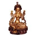 Tara Devi Brass Idol