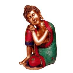 Baddha In Thinking
