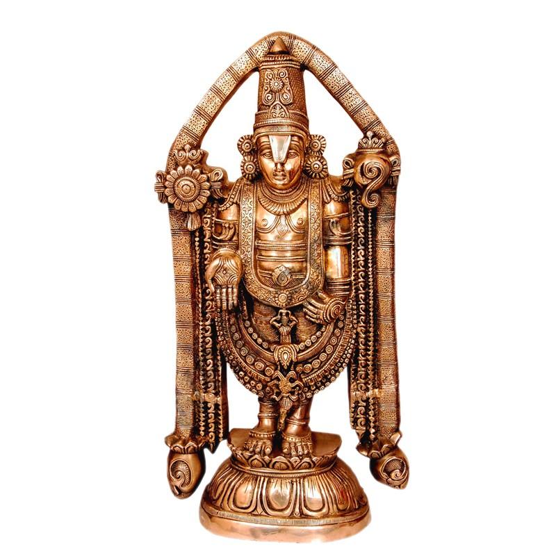 Lord Balaji Blessing(15kg ,H 24'')