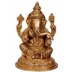 Ganesha Blessing