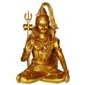 Lord Shiva Brass Statue