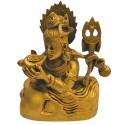 Neelakanta Brass Statue