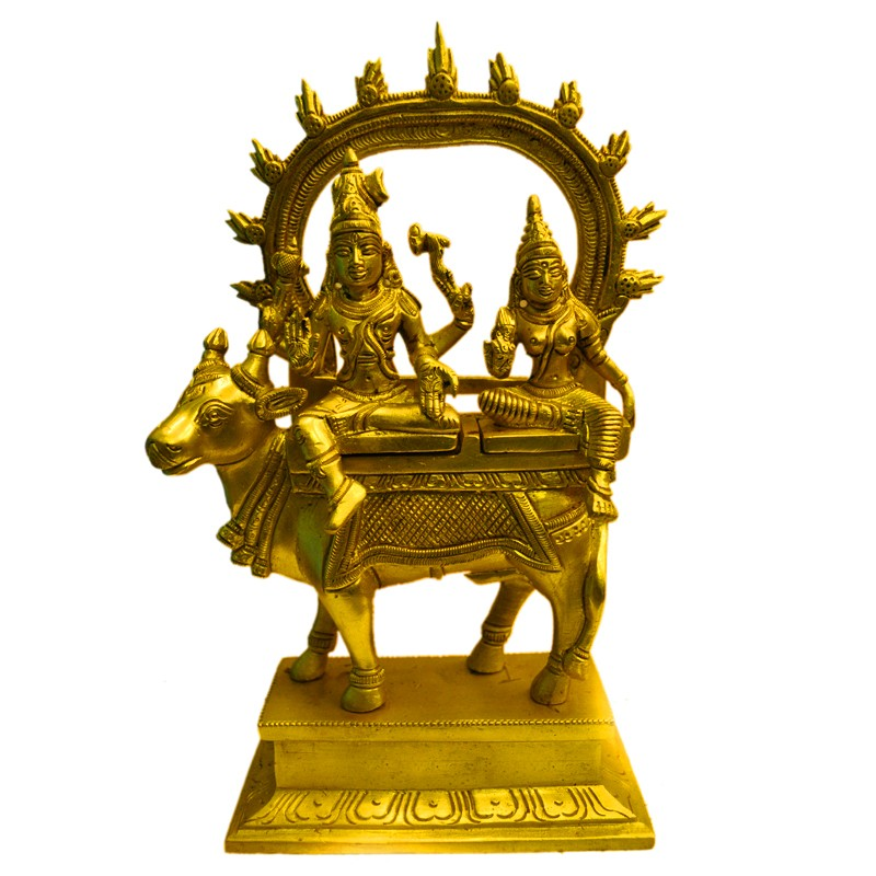 Shiva & Parvathi