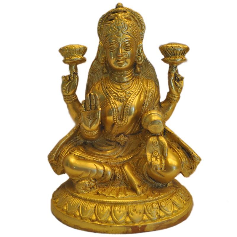 Blessing Lakshmi On Peeta