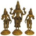 Sreenivasa, Sridevi, Bhudevi