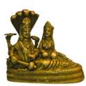 Anantha Padmanabha Brass Idol