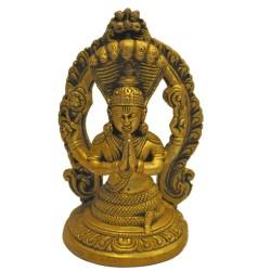 Padmavathi Brass Statue