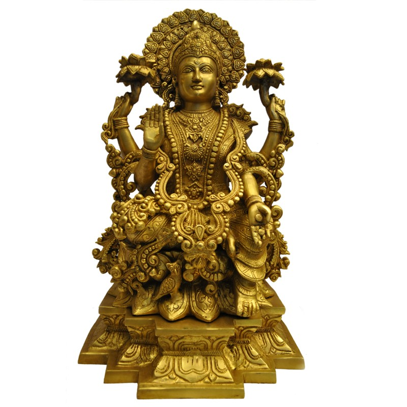 Blessing Lakshmi