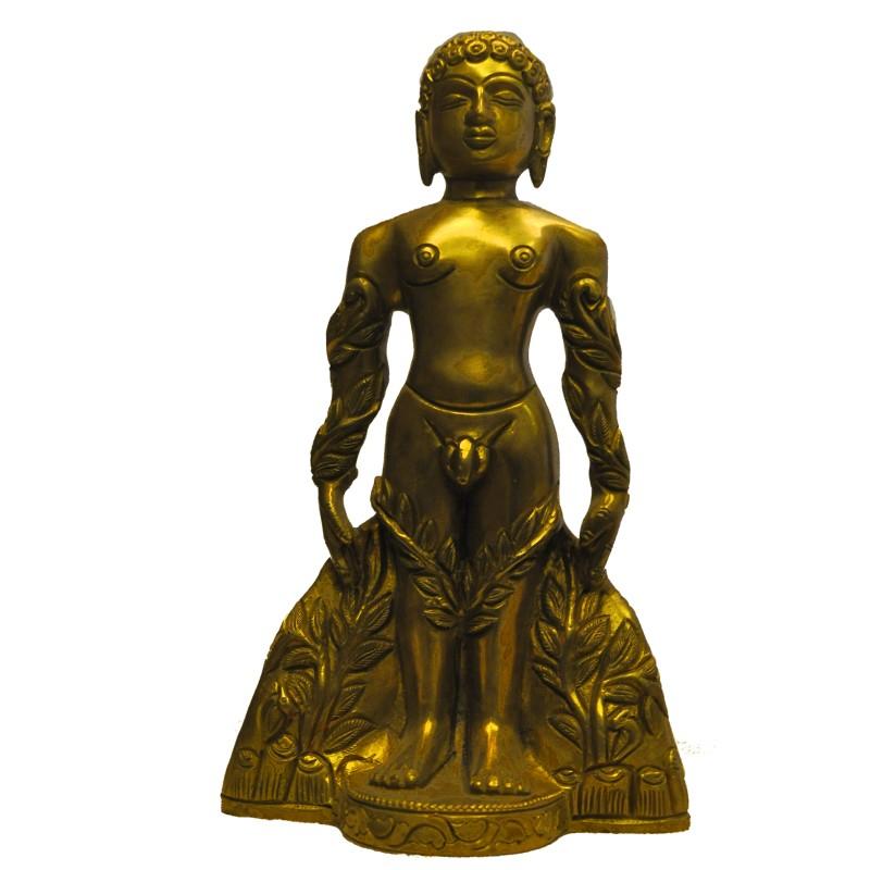 Bahubali Brass Idol