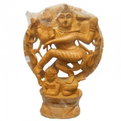 Wooden Natya Nataraja