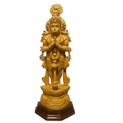 Hanuman Wooden Statue