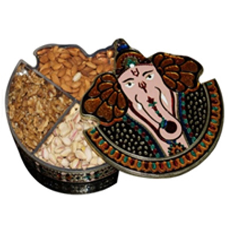 Dry Fruit /Gift Box-Ganesha