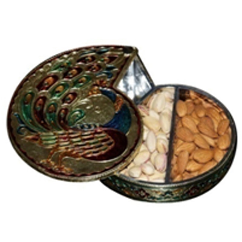 Dry Fruit /Gift Box-Peacock