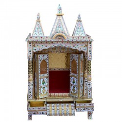 Brass Coated Mandapam