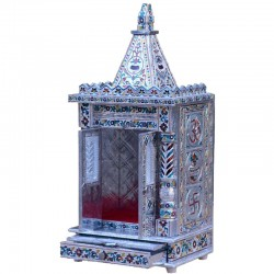 Aluminium Coated Puja Mantap