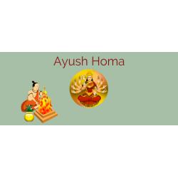 Ayusha Homa