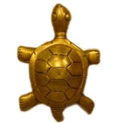 Tortoise Brass Idol