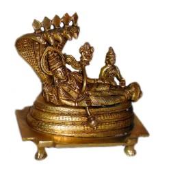 Lakshmi Narayana Brass Idol