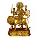 Maa Durga Blessing on Lion