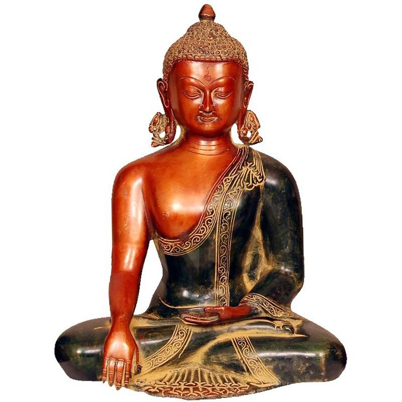 Two Toned Buddha
