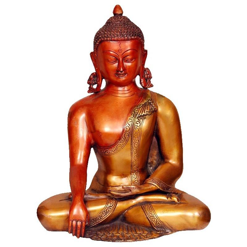 Dual Tone Buddha