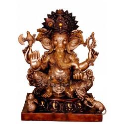 Multi Tone Ganesha