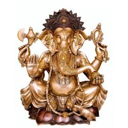 Blessing Multi Tone Ganesha