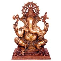 Blessing Gajanana