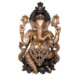 Dual Tone Ganesha Blessing