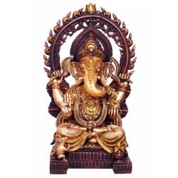Vinayaka on Peetaprabhavali