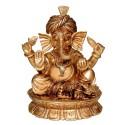 Ganesha Brass Statue