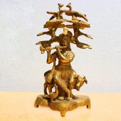 Krishna Under Tree