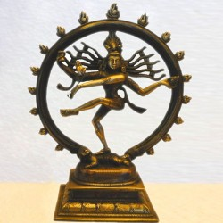 Dual Color Nataraja
