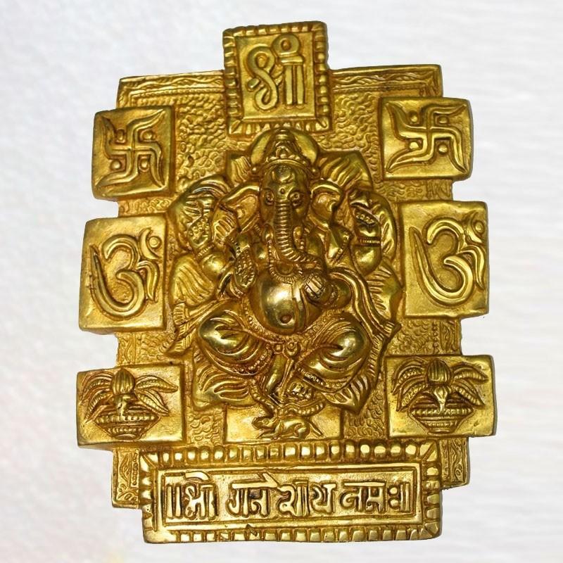 Blessing Wall Hanging Ganpathi