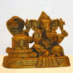 Ganesha with Linga