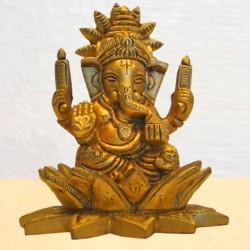 Surya Chakra Ganesha