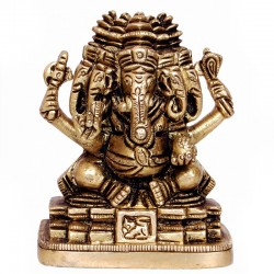 Lord Ganesha with Six faces