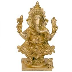 Vigorous Lord Ganesha