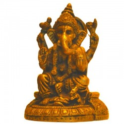 Ganesha Sitting on Peeta