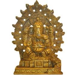 Blessing Peeta Prabhavalli Ganesha